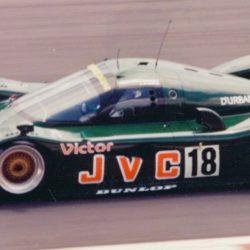 Jaguar XJR-11 JVC body