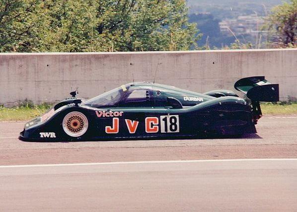 Jaguar XJR-11 JVC