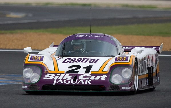 Jaguar XJR-9 Silk Cut