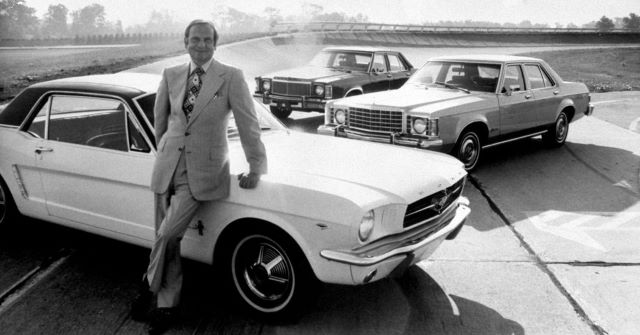 Lee Iacocca и Ford Mustang