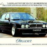 Jaguar Chasseur Stealth 1989