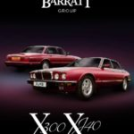 Jaguar XJ40 and x300 parts collection SNG Barrat