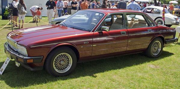 Jaguar Vanden Plas Majestic Generation 1