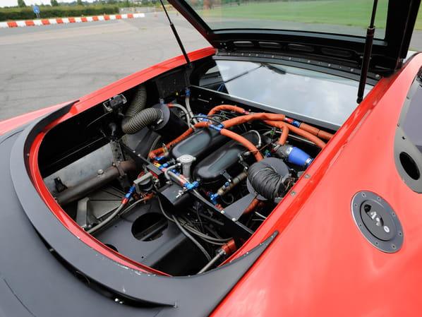 Jaguar XJ220 Experimental Prototype engine
