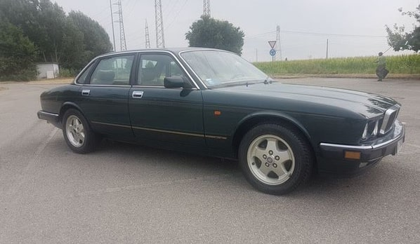 Jaguar 3.2S/4.0S (XJ40 Generation)