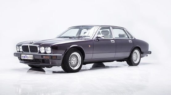 Jaguar XJ40 Generation 3