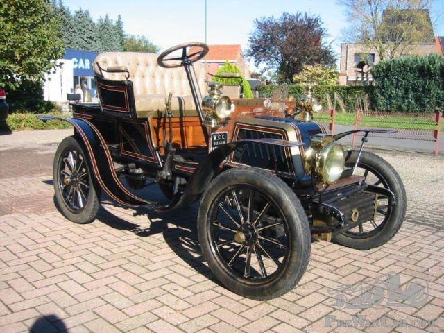 Автомобиль Clement-Talbot 1904 год