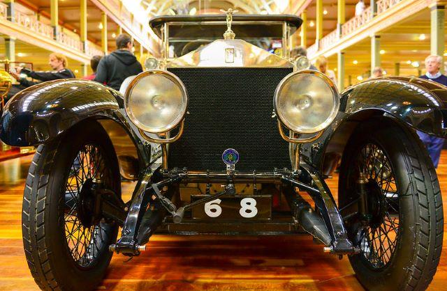 Rolls Royce Серебряный Дух