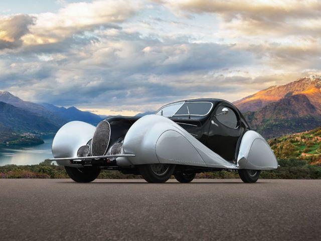 Talbot-Lago T150 CSS
