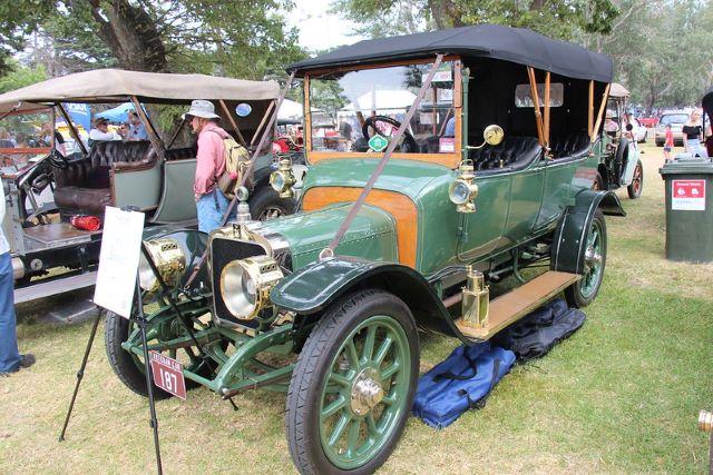 Talbot Tourer 1912 года