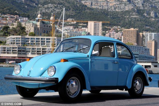 Volkswagen Beetle Grimaldi